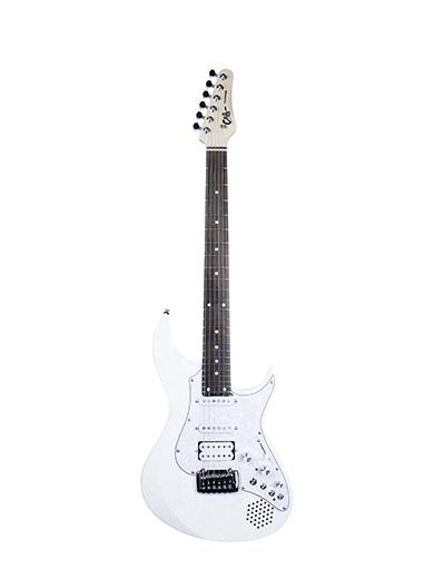 大庆TH-EFB-1吉他-白色