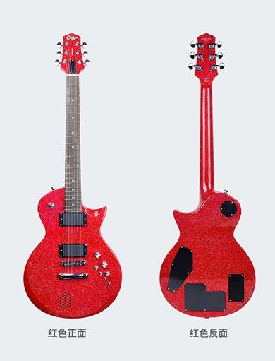 TH-EFS-1吉他-红色