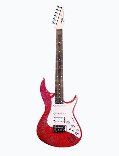 TH-EFB-1吉他-红色